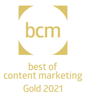 best of content marketing / GOLD 2021