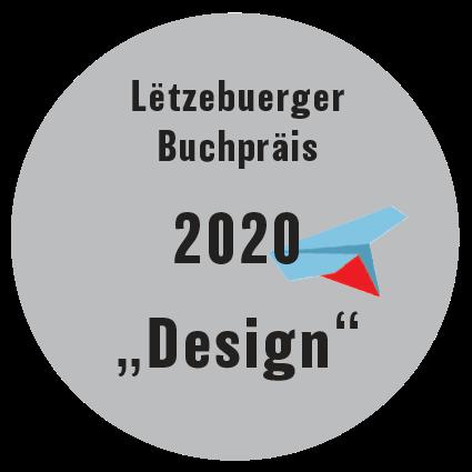 Lëtzebuerger Buchpräis 2020 -  Design