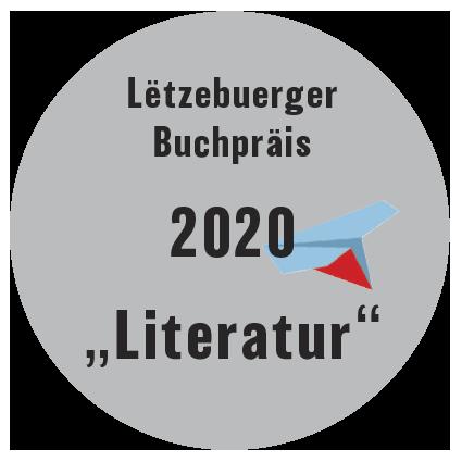 Lëtzebuerger Buchpräis 2020 - Literatur